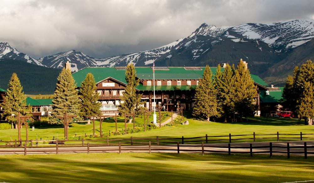 Glacier Park Lodge, East Glacier Park