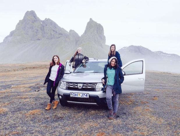 Iceland Road Trip, 2017.