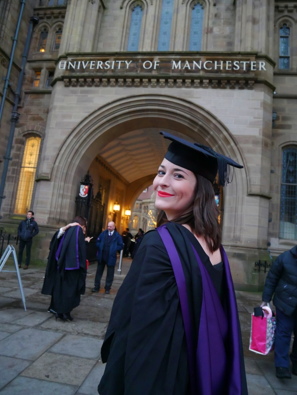 University of Manchester graduation, 2017